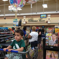 Photo taken at Kroger by Denise S. on 9/29/2012