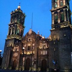 Photo taken at Catedral de Nuestra Señora de la Inmaculada Concepción by Juan Carlos B. on 5/25/2013