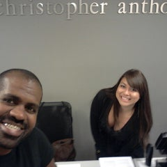 Photo taken at Christopher Anthony Salon & Spa by Frede C. on 5/28/2013