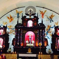 Photo taken at Santuario de San Pedro Bautista Parish by Dette A. on 12/21/2014