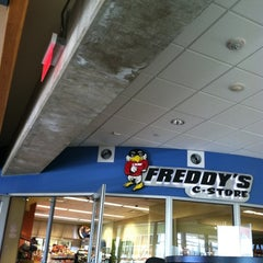 Photo taken at UWRF Freddy's C-Store by Garrett L. on 12/4/2012