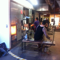 Photo taken at Glassybaby by Katy H. on 12/8/2013