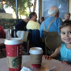 Photo taken at Starbucks by Stephen J. on 1/8/2013