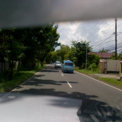 Photo taken at Jl. Trans Sulawesi by Matthew &. on 5/13/2013