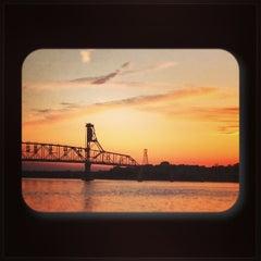 Photo taken at Burlington–Bristol Bridge by 💞CeeCee 💞 on 7/27/2013