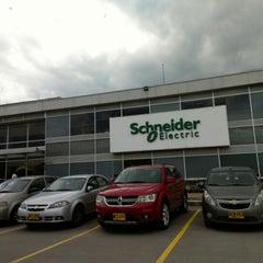 Photo taken at Schneider Electric by Eder S. on 2/15/2013