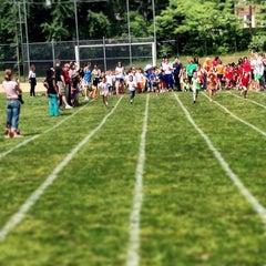 Photo taken at Munsey Park Elementary School by John H. on 6/6/2013