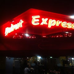 Photo taken at Beirut Express Edgware Rd by Nishit K. on 10/16/2012