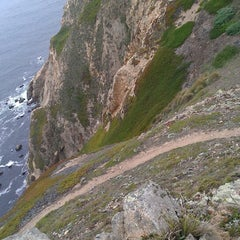 Photo taken at Point Reyes National Seashore - South Beach by Angie C. on 7/22/2013