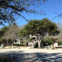 Photo taken at Lady Bird Johnson Wildflower Center by Lee F. on 3/12/2013