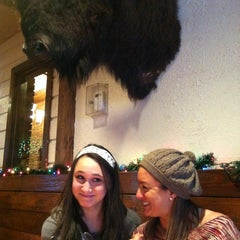 Photo taken at Steamboat Smokehouse by Carmen D. on 1/6/2013