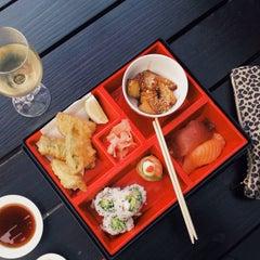 Photo taken at Takumi Japanese Diner by v d. on 2/13/2015