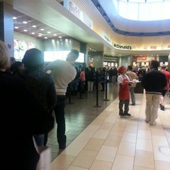 Photo taken at Christiana Mall Food Court by Mo H. on 12/16/2012