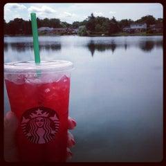 Photo taken at Starbucks by Jenn C. on 7/22/2013