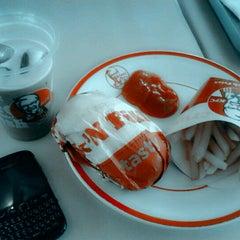 Photo taken at KFC by gadis c. on 12/9/2012