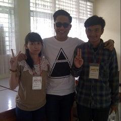 Photo taken at SMAN 2 Tangerang Selatan by Sheila P. on 6/23/2013
