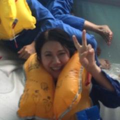 Photo taken at ศูนย์ลูกเรือ (Thai Airways Crew Center Laksi) by Karita V. on 7/16/2015