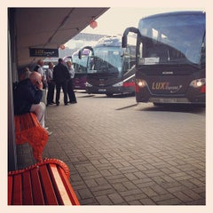 Photo taken at Tallinna Bussijaam by Marek P. on 6/24/2013