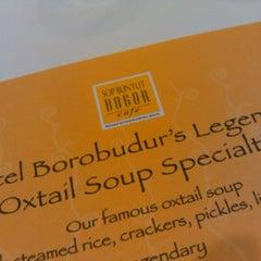 Photo taken at Sop Buntut Bogor Cafe by M Rifqi F. on 12/21/2012