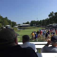 Photo taken at TPC Boston by Brent G. on 9/7/2015