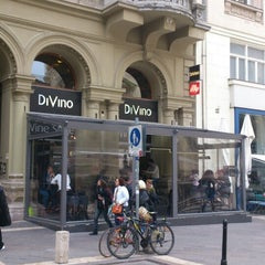 Photo taken at DiVino Borbár by Ernesto B. on 6/4/2013