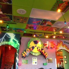 Photo taken at Tijuana Flats by Robert S. on 2/17/2013