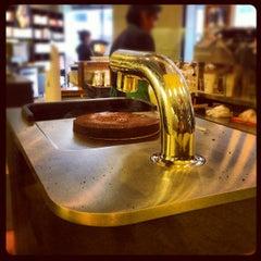 Photo taken at Starbucks by Patrick M. on 10/21/2012