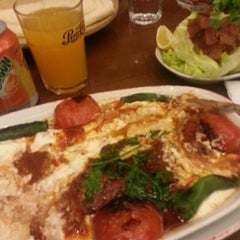 Photo taken at Tatlıses Kebap by Ayşegül P. on 1/27/2013