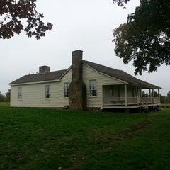 Photo taken at Wilson's Creek National Battlefield by Robert M. on 10/12/2012