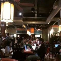Photo taken at Epoch Coffee by Gabe G. on 10/9/2012