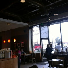 Photo taken at Starbucks by Gabe G. on 3/9/2013