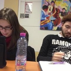 Photo taken at Eurosites République by Loic B. on 12/5/2012