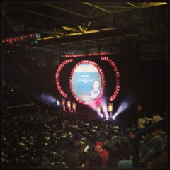 Photo taken at Columbus Civic Center by Amethyst R. on 2/24/2013