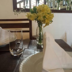 Photo taken at DiVino Restaurante by Alexandre M. on 3/21/2015