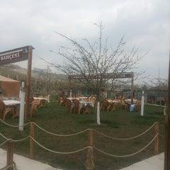 Photo taken at Efsane Cafe by Mustafa K. on 4/3/2014