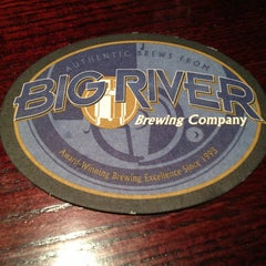 Photo taken at Big River Grille & Brewing Works by Macklin A. on 2/17/2013