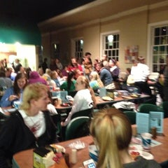 Photo taken at McEwen Dining Hall by Ally O. on 12/6/2012