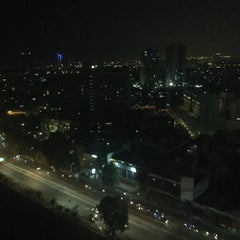 Photo taken at Swiss-Belhotel Mangga Besar by Rasyid M. on 11/28/2015
