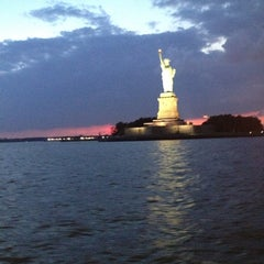 Photo taken at Gray Line New York Sightseeing Cruises - Pier 78 by Gene S. on 8/3/2013