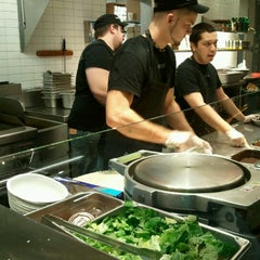 Photo taken at Chipotle Mexican Grill by Herb T. on 1/19/2013