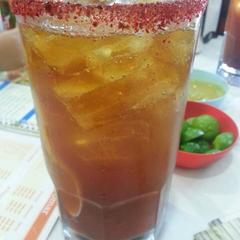 Photo taken at Teacapan Restaurant by Araceli S. on 3/31/2013