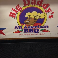 Photo taken at Big Daddy's BBQ by Reggie H. on 10/13/2013