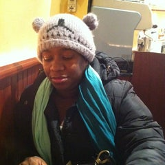 Photo taken at Cafe on Broadway by EJ E. on 12/31/2012