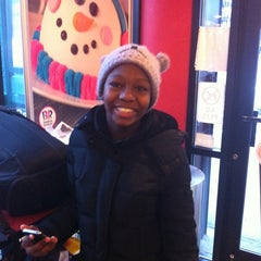 Photo taken at Dunkin' Donuts by EJ E. on 12/16/2012