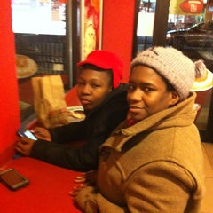 Photo taken at Dunkin' Donuts by EJ E. on 1/19/2013
