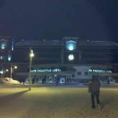 Photo taken at Ralph Engelstad Arena by Tony G. on 2/3/2013