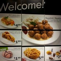 Photo taken at IKEA Restaurant by Milton I. on 12/16/2012