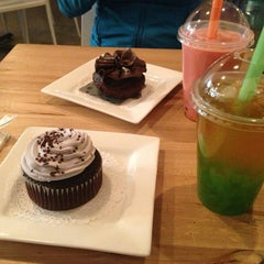 Photo taken at Sweet Dreams Teashop by Patricia P. on 5/27/2013