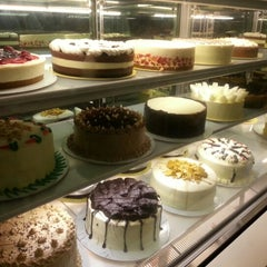 Photo taken at Calea Pastries and Coffee by Addison F. on 3/25/2013