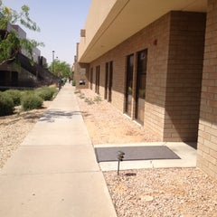 Photo taken at Paradise Valley Community College by Mossman $. on 4/8/2013
